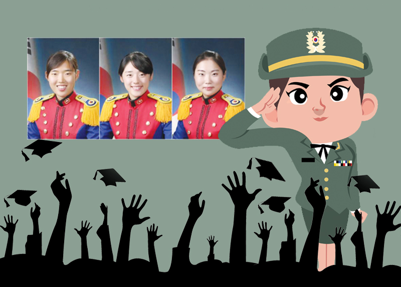 Top Dogs At Korea Military Academy0