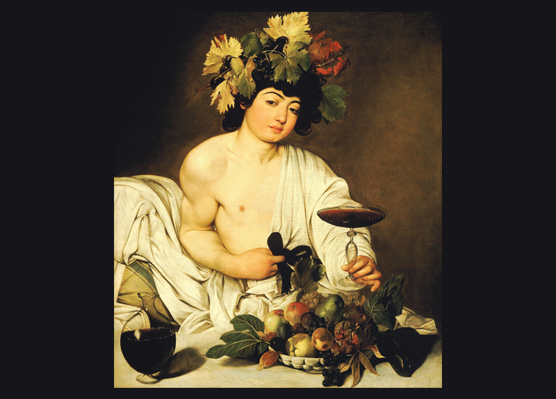 Bacchus And Loves Of The Gods0