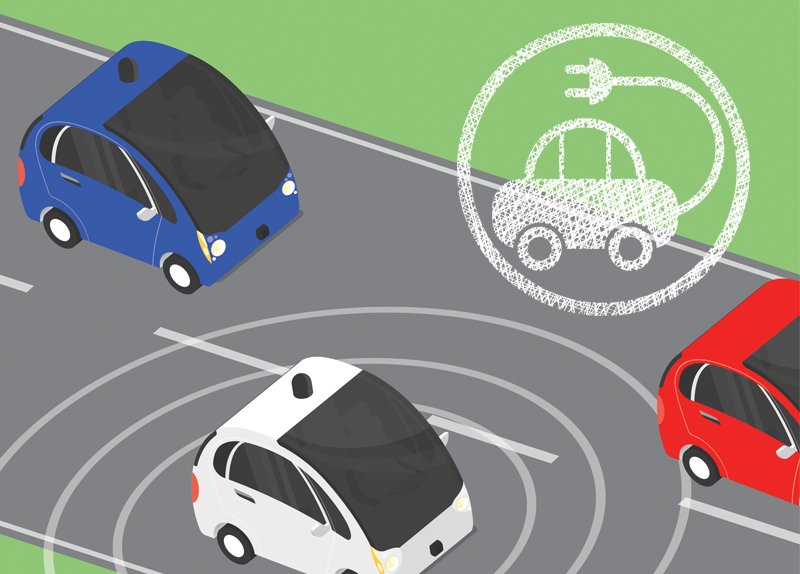 Charged Up Over Electric Vehicles0