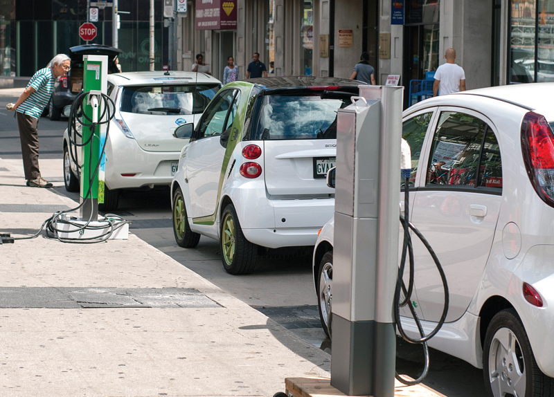 Charged Up Over Electric Vehicles6