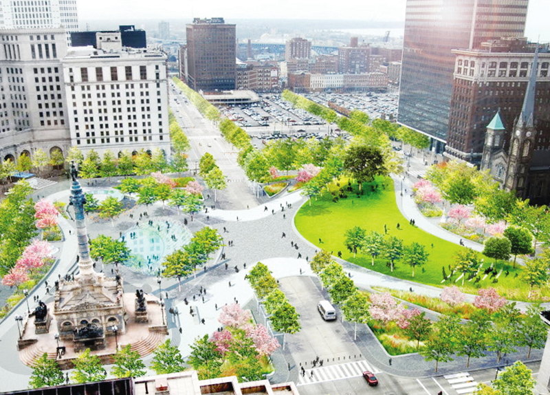 Parks Replacing Shopping Centers In Downtown Areas0