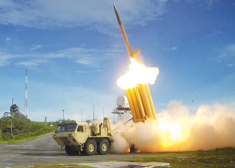 Opposition to THAAD Remains Strong0