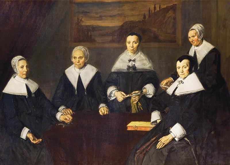 Frans Hals: Portrait Master0