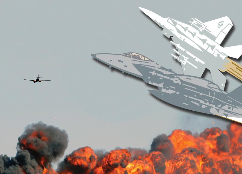 US Airstrike on Syria5