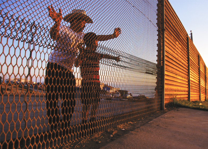 Should We Build Walls To Separate Countries?