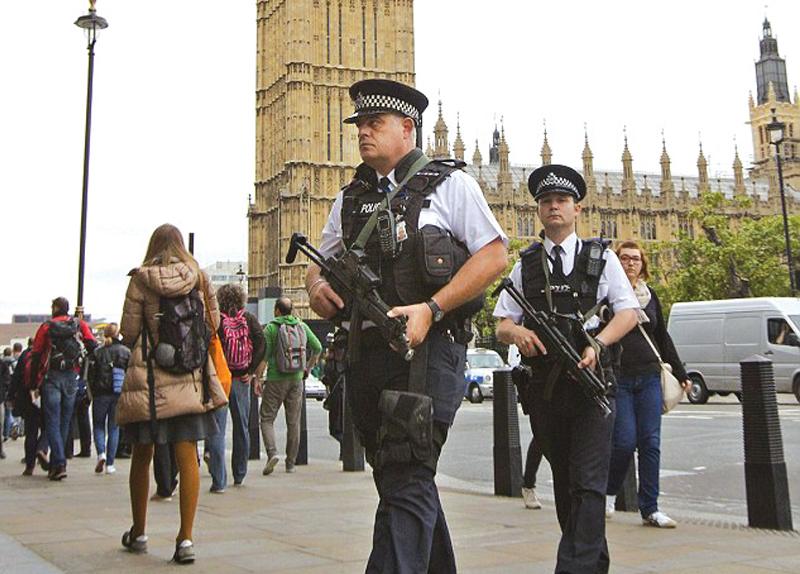 Terror Attack in London Leaves 8 Dead0