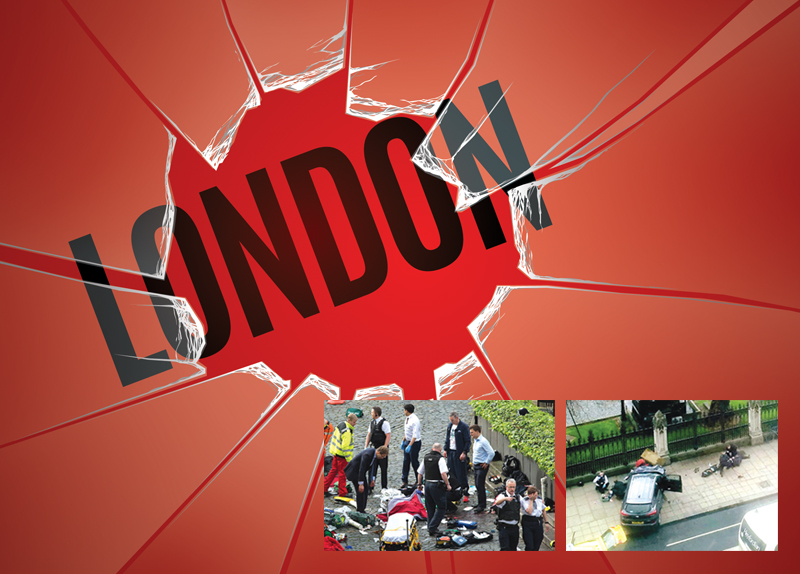 Terror Attack in London Leaves 8 Dead6
