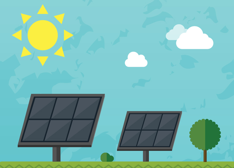 China's Floating Solar Power Plant