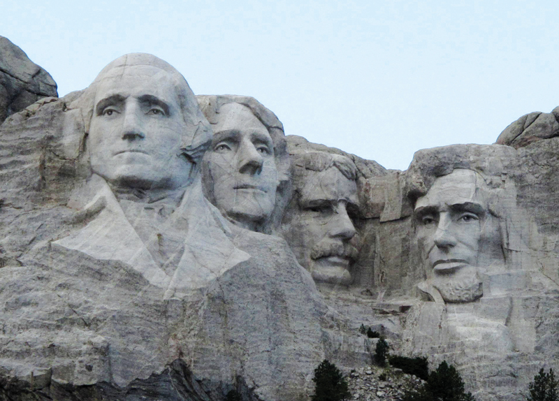 Honoring The Lead Carver Of Mount Rushmore0