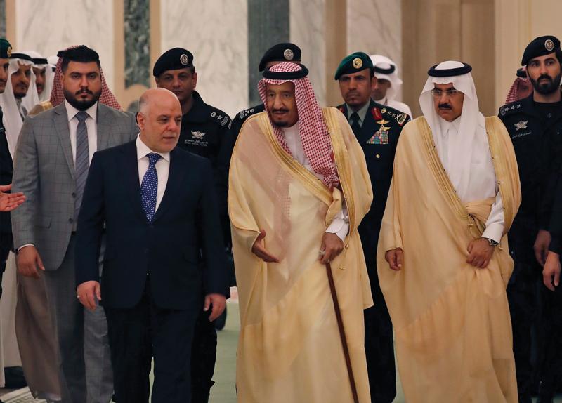 Saudi Arabian Airlines Resumes Flights To Iraq