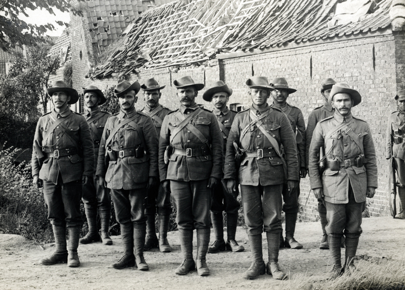 India To Bring Back Remains Of WWI Soldiers