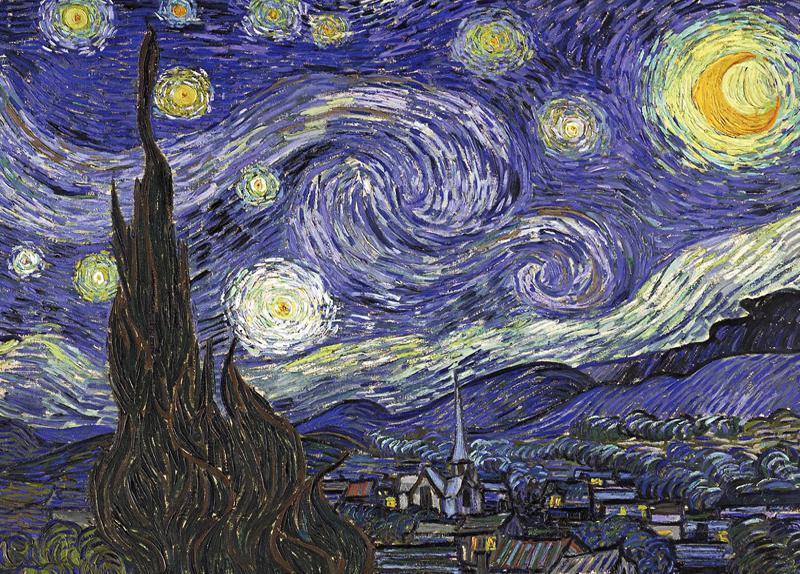 Vincent Van Gogh0