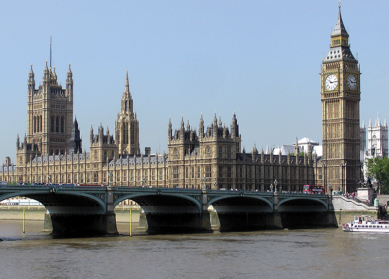 U.K. MPs Move Out Of Parliament For Renovation0