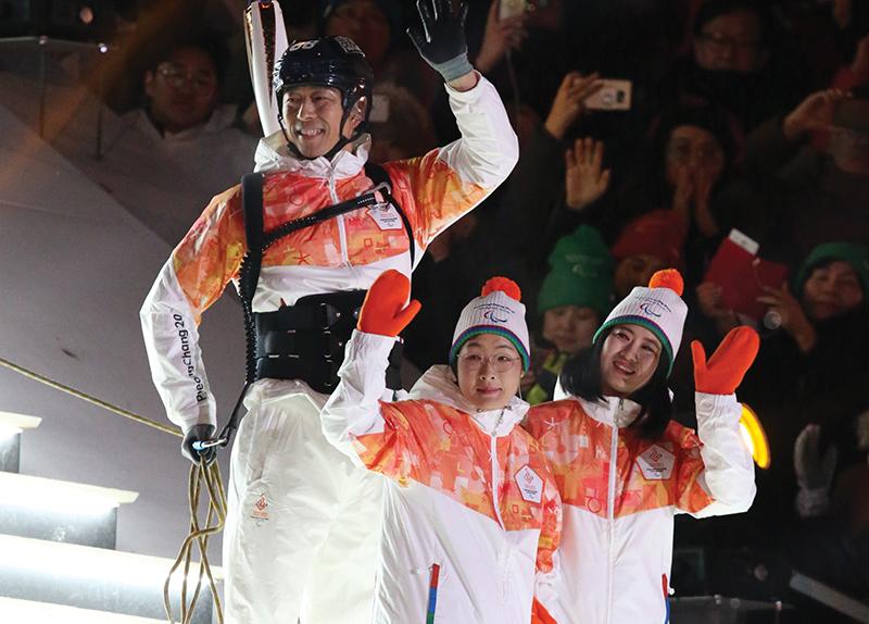 Heroes Of The PyeongChang Winter Paralympics0