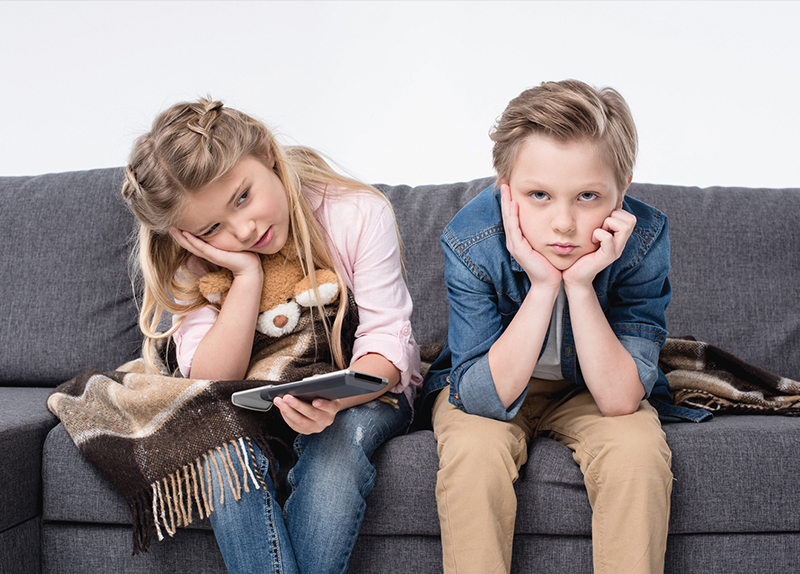 Should Television Be Banned In Households With Children?
