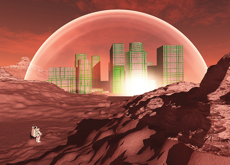 Can Humans Really Live On Mars?