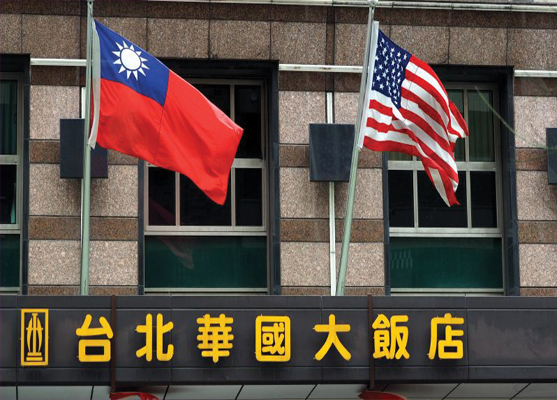 The U.S. Opens A De Facto Embassy In Taiwan