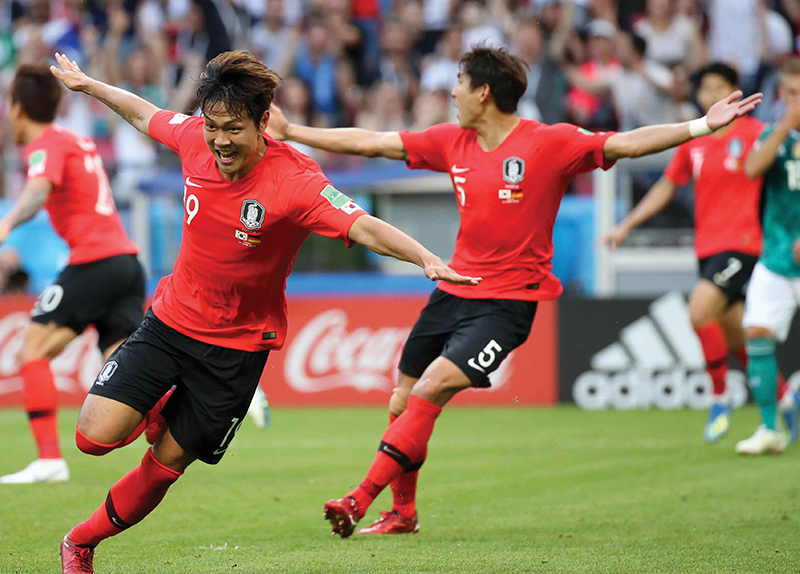 Germany's World Cup Ends After A 2-0 Loss To Korea0