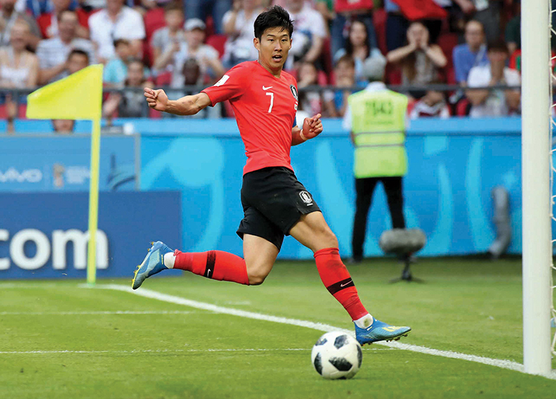 Germany's World Cup Ends After A 2-0 Loss To Korea9