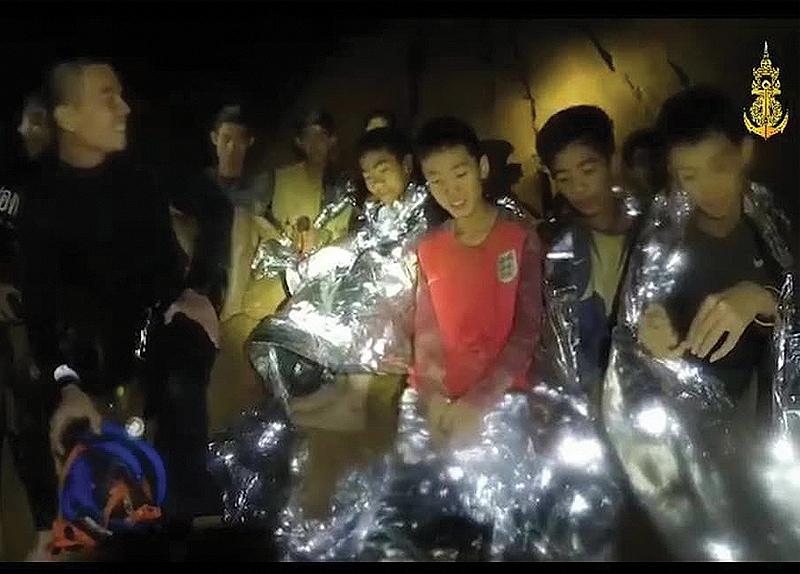 Rescuing A Thai Soccer Team0