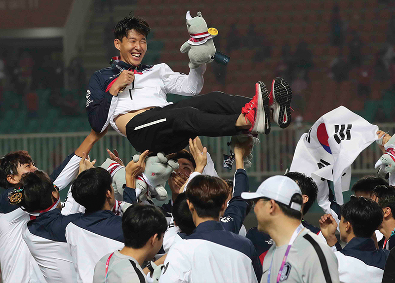 Korea Wins Gold At The Asian Games4