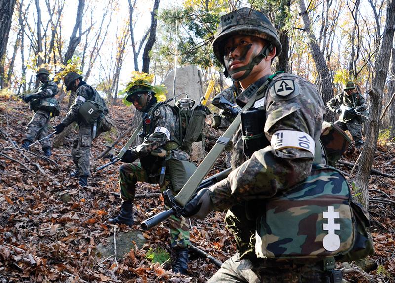 Korea To Shorten Military Service5