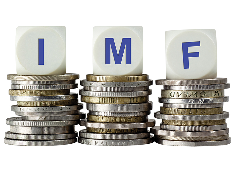 The IMF Warns About The World Economy7
