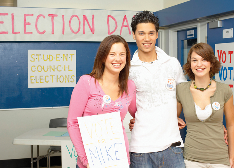 Should The Voting Age In The U.S. Be Lowered To 16?