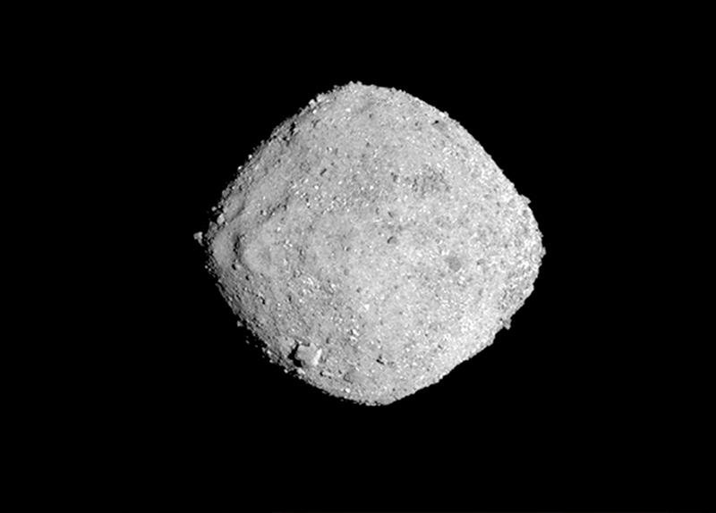 NASA Finds Water On Asteroid0