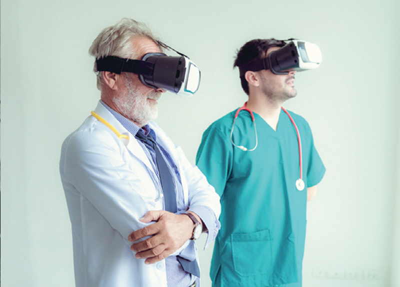 Fighting Cancer With Virtual Reality