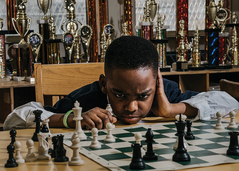 Chess Champion Tani