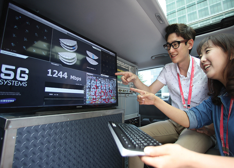 World's First 5G Coming To Korea0