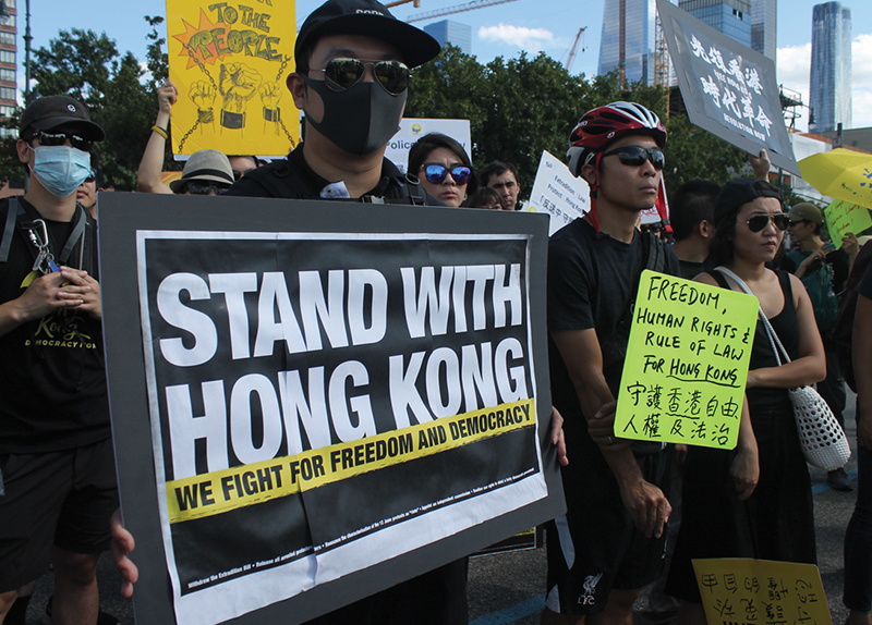 Hong Kong on the Brink 3