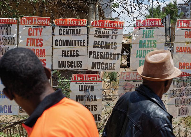 The Rise and Fall of Robert Mugabe 4