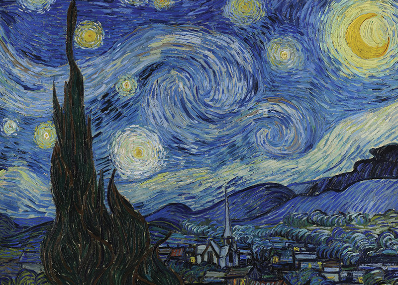 The Starry Night0