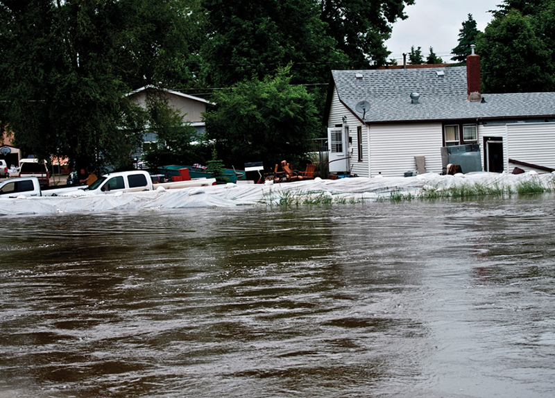 Rising Sea Levels Expected to Flood Coastal Cities0