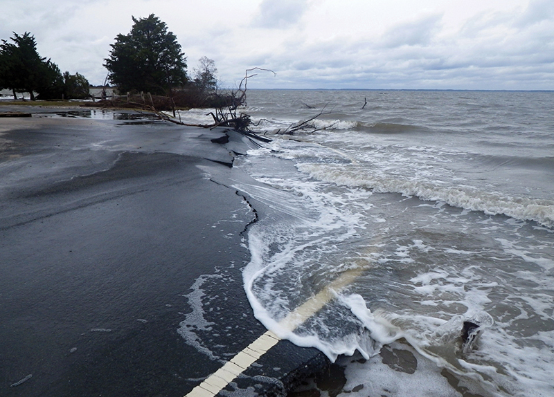 Rising Sea Levels Expected to Flood Coastal Cities4