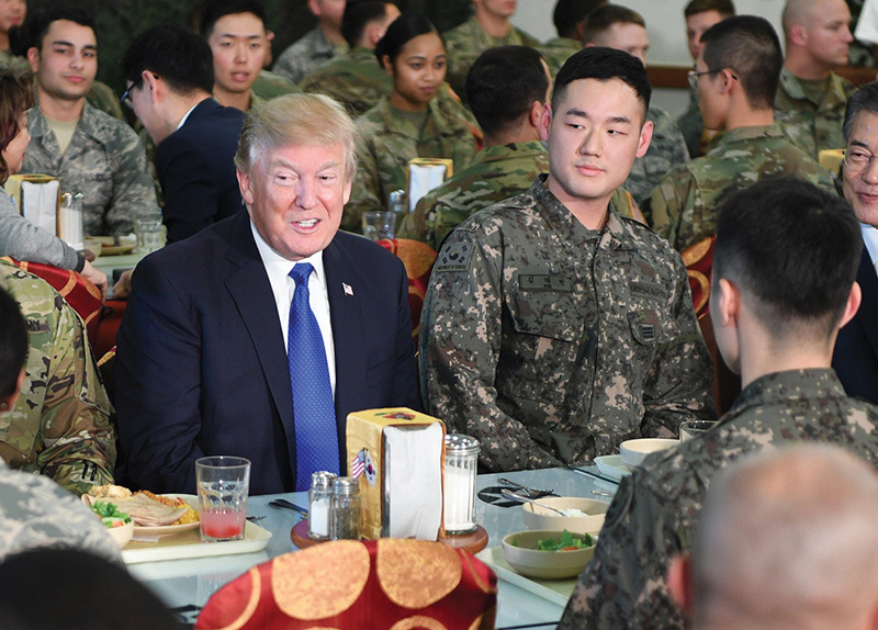 Korea Asked to Pay $5 Billion for U.S. Troops0