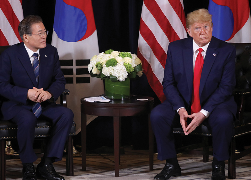 Korea Asked to Pay $5 Billion for U.S. Troops3