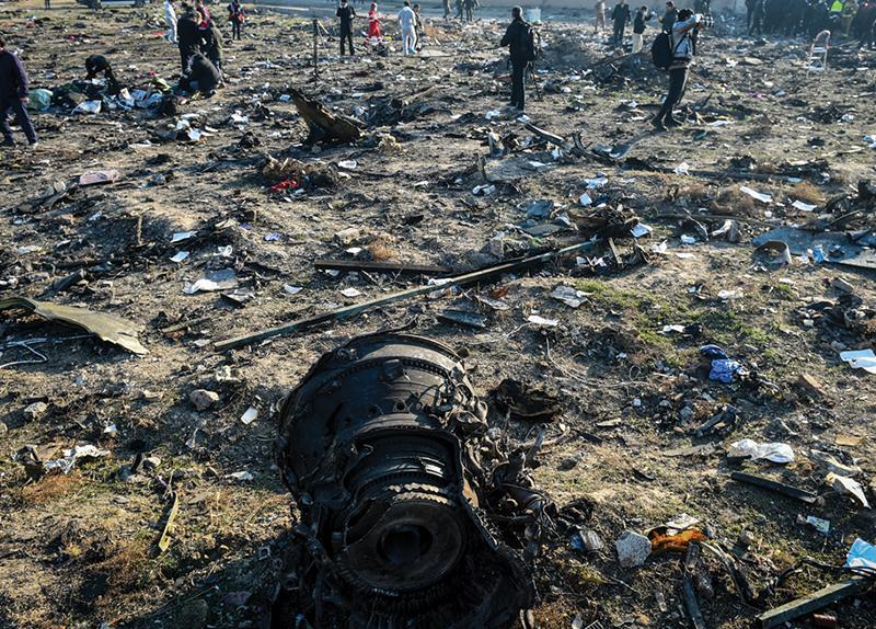 Iran Inadvertently Shoots Down Ukrainian Plane3