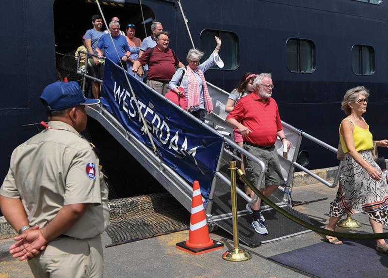 Cruises Struggle to Contain COVID-193