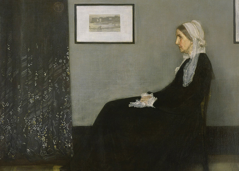 Whistler's Mother0