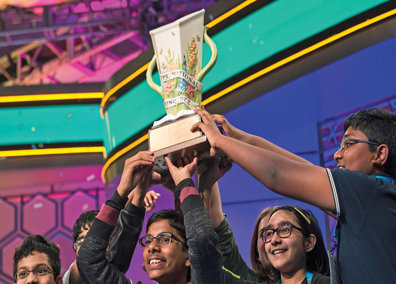 Spelling Bee Canceled for the First Time Since 19450