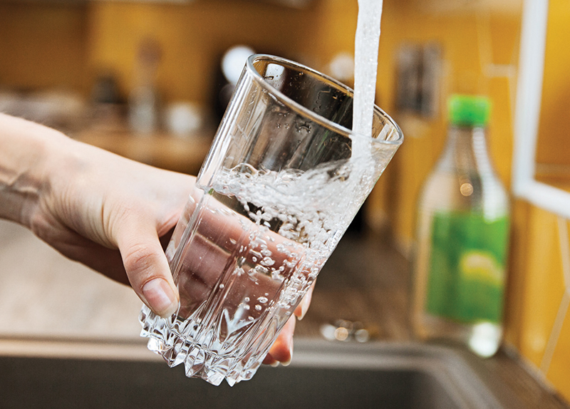 Is Tap Water Safe to Drink?