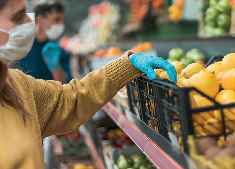 Major U.S. Retailers Mandate Mask Use