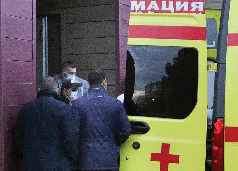 Poisoning of Alexei Navalny0