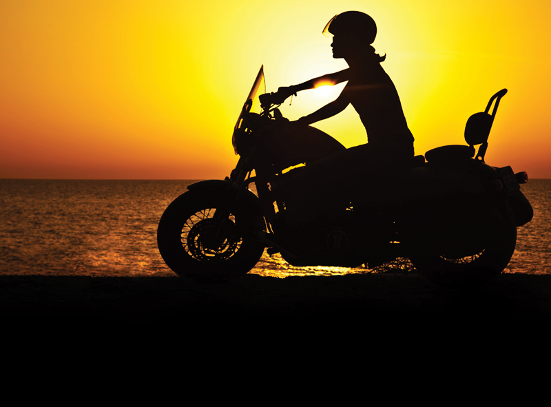 New Trend on the Road: Female Motorcycle Drivers - Culture & Trend