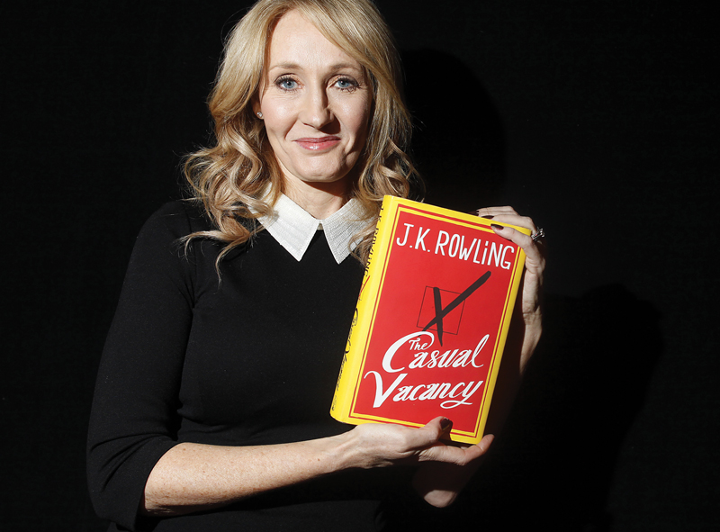 J.K. Rowling: A Heroine in Many Ways - World Features