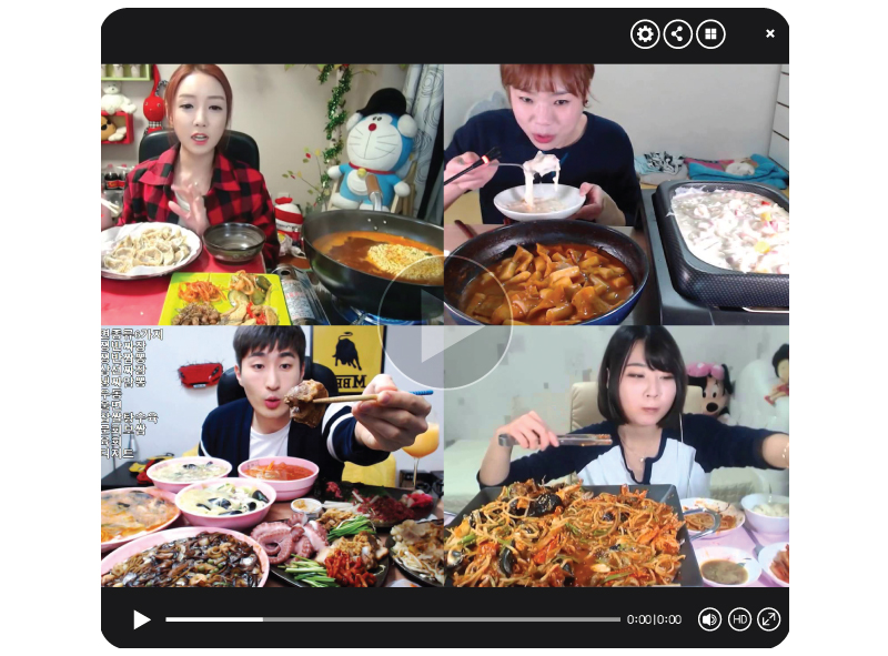 Foodies Assemble! - Culture & Trend