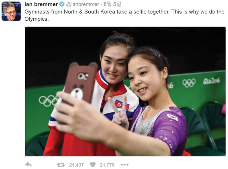 A Selfie That Rocked the World - World Features